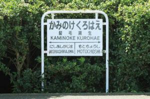 kaminokekurohae